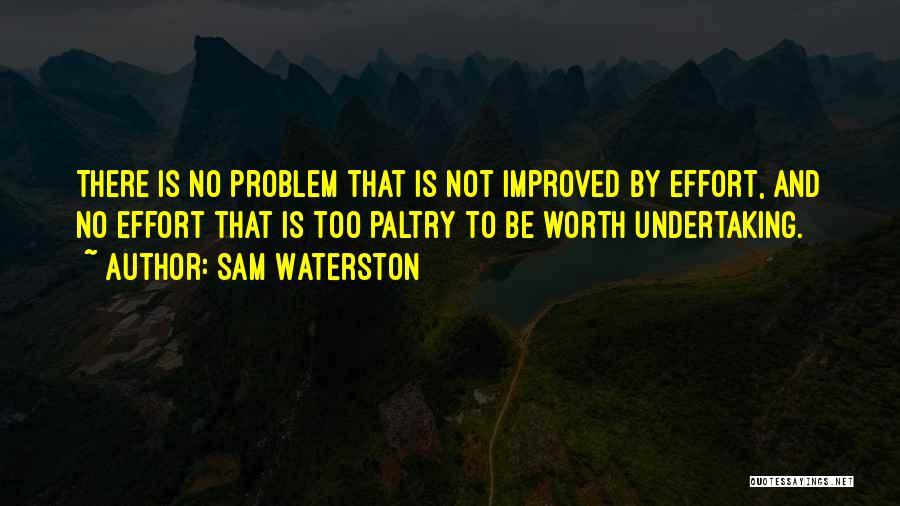 Sam Waterston Quotes 274252