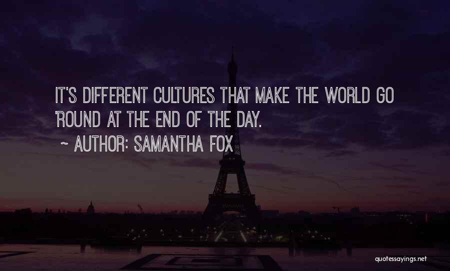 Samantha Fox Quotes 1117225