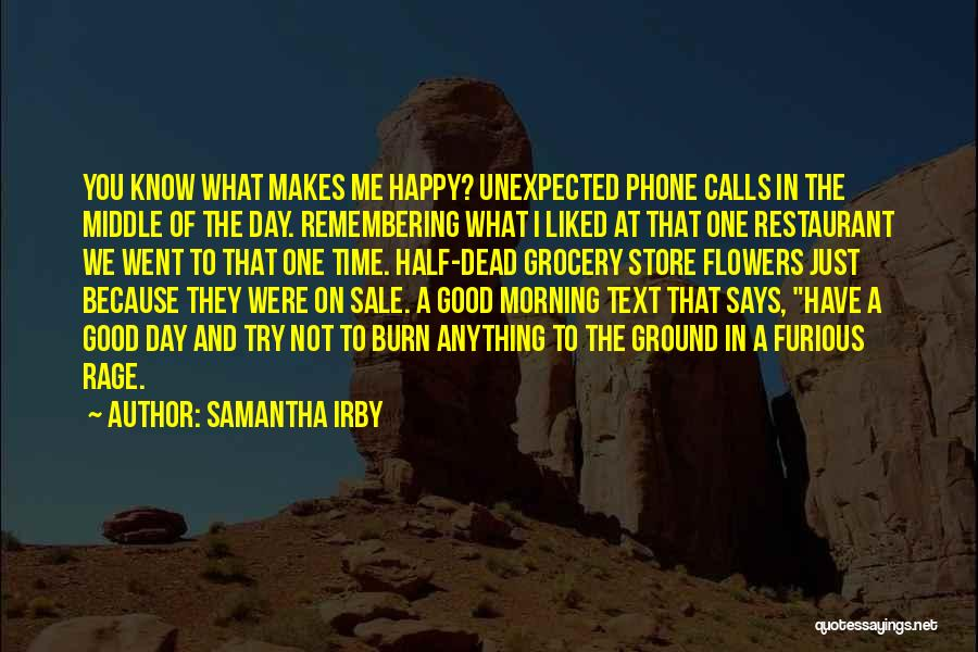 Samantha Irby Quotes 1116286