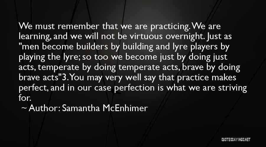 Samantha McEnhimer Quotes 1325274