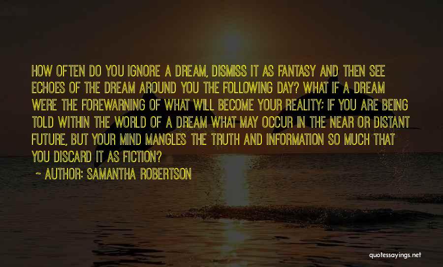 Samantha Robertson Quotes 2200869