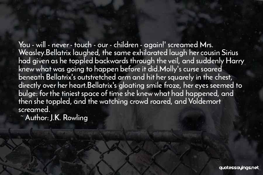 Same Heart As You Quotes By J.K. Rowling