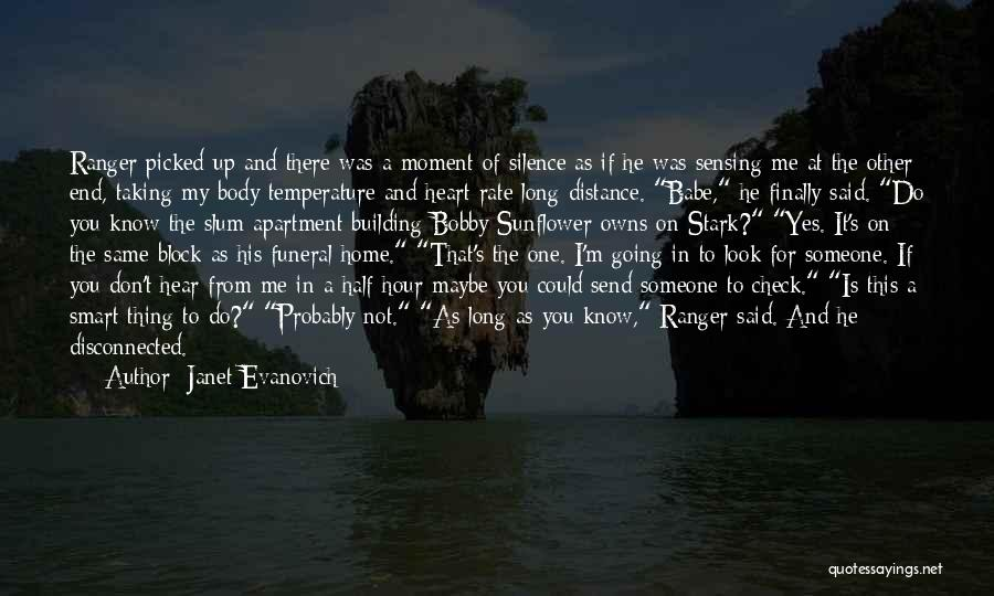 Same Heart As You Quotes By Janet Evanovich