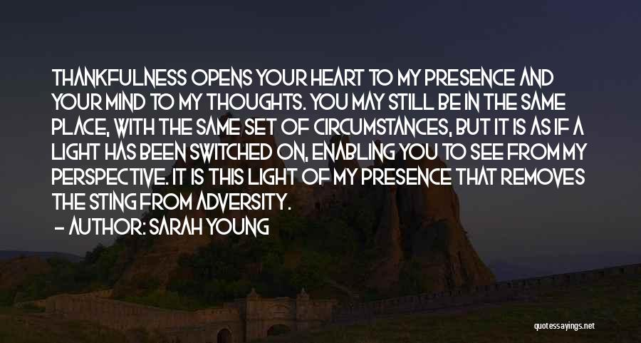 Same Heart As You Quotes By Sarah Young