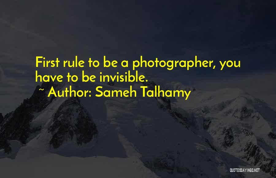 Sameh Talhamy Quotes 773431