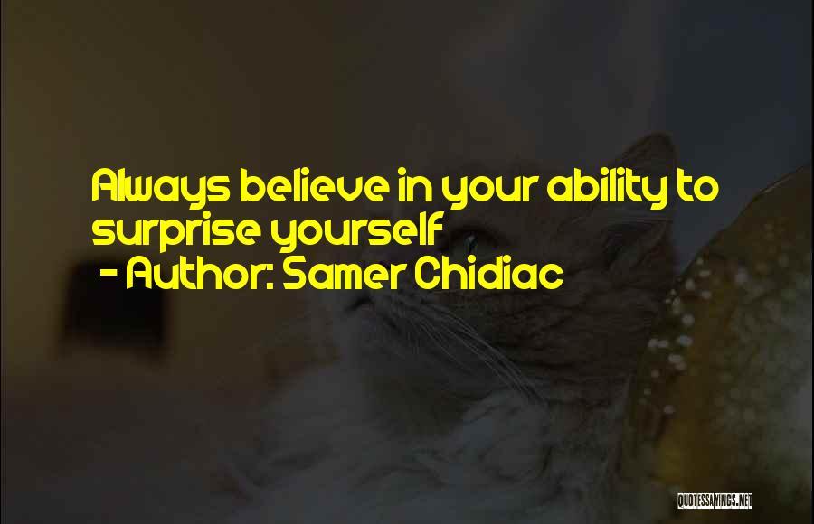 Samer Chidiac Quotes 1600644