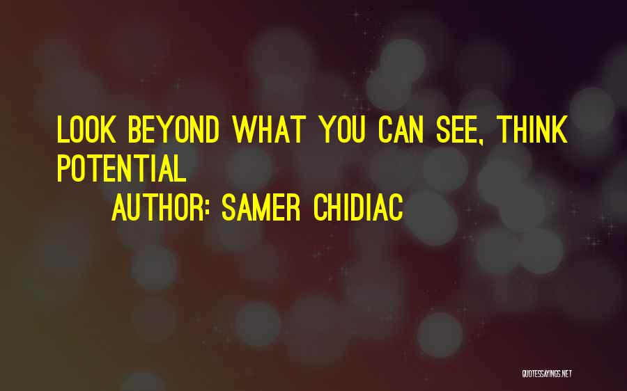 Samer Chidiac Quotes 176718