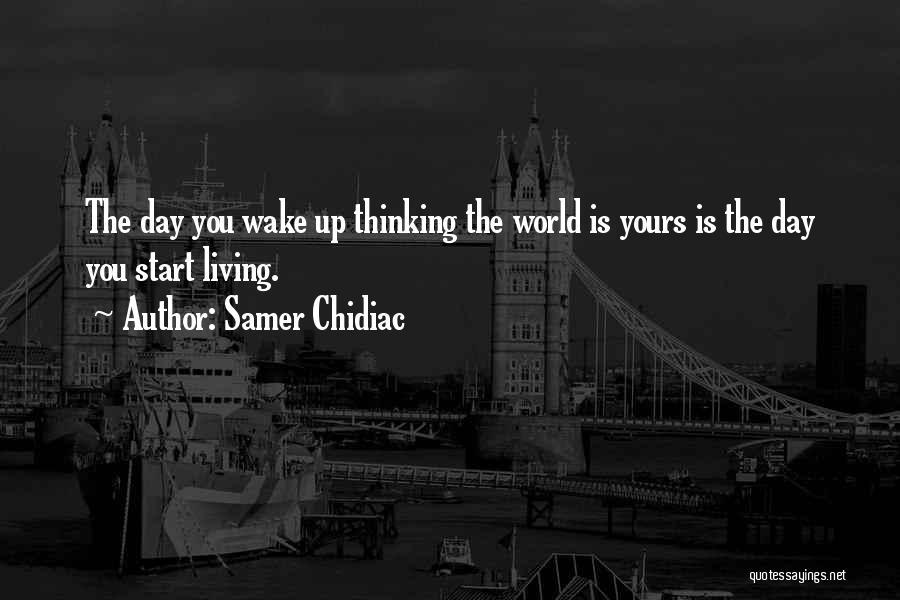 Samer Chidiac Quotes 2239981