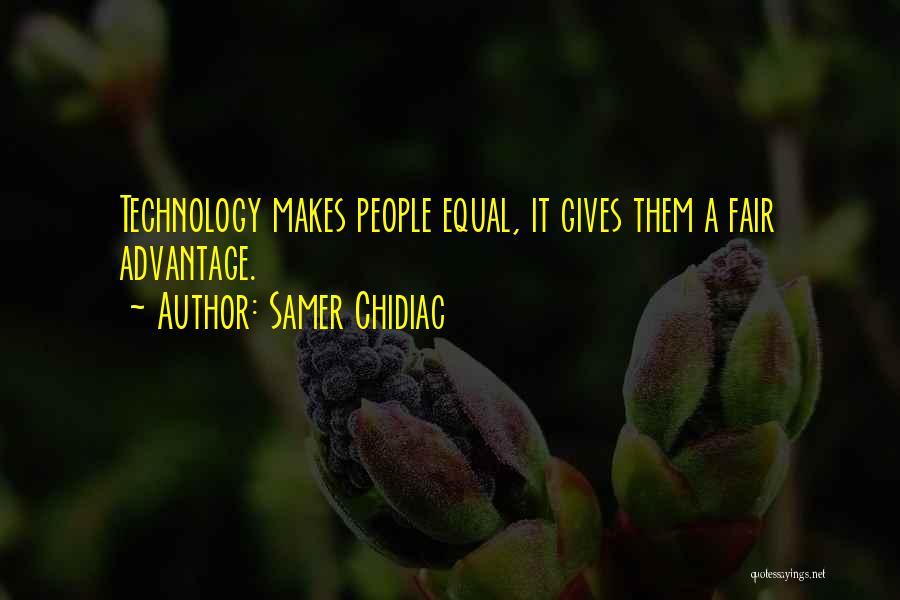 Samer Chidiac Quotes 2259020