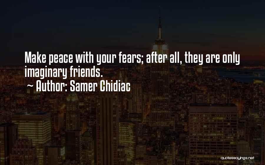 Samer Chidiac Quotes 243599