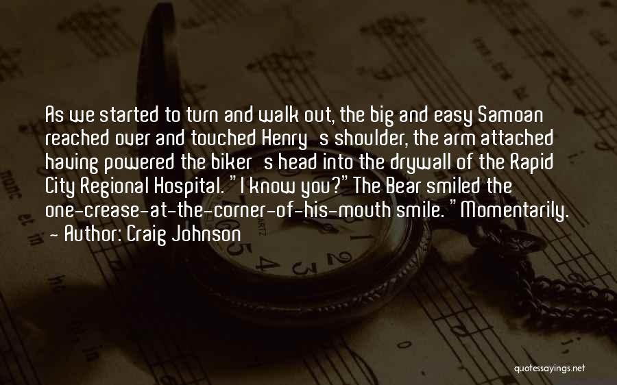 Samoan Quotes By Craig Johnson