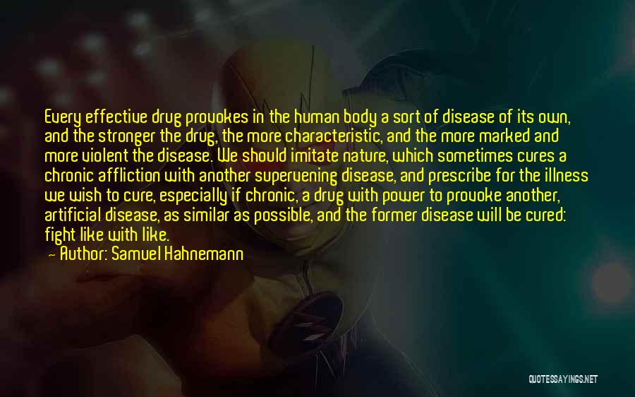 Samuel Hahnemann Quotes 1569024