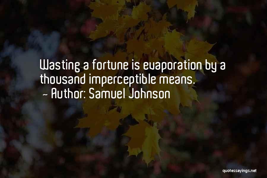 Samuel Johnson Quotes 1035645