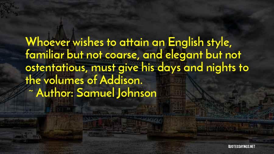 Samuel Johnson Quotes 1077246