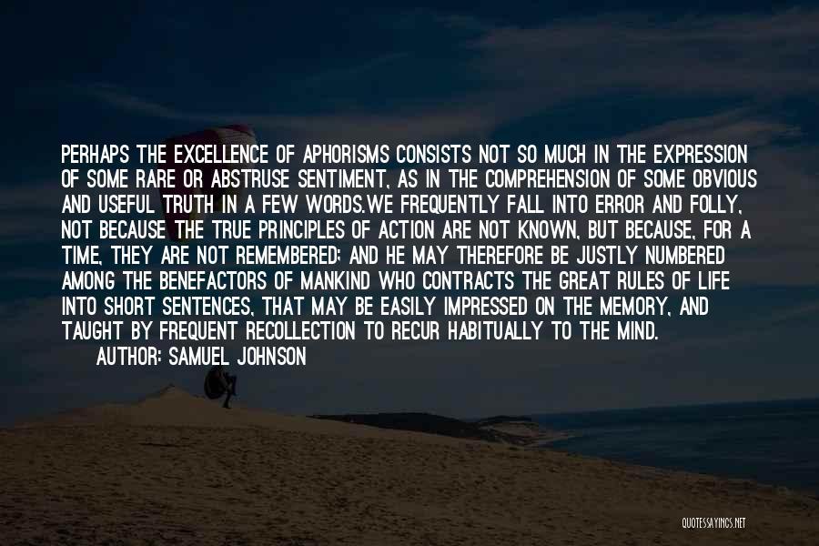 Samuel Johnson Quotes 1192713