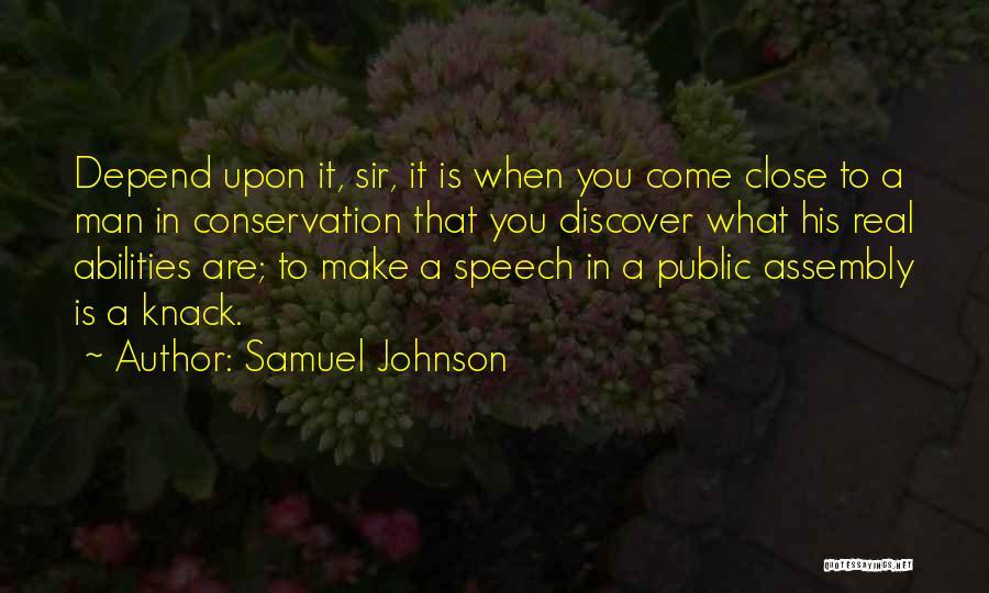Samuel Johnson Quotes 1198464