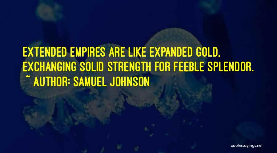 Samuel Johnson Quotes 1221650