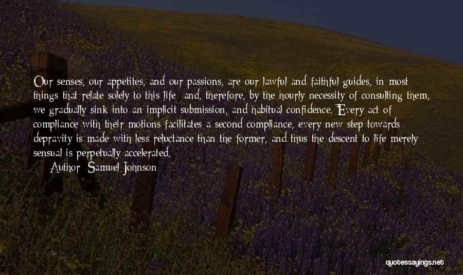 Samuel Johnson Quotes 1317607