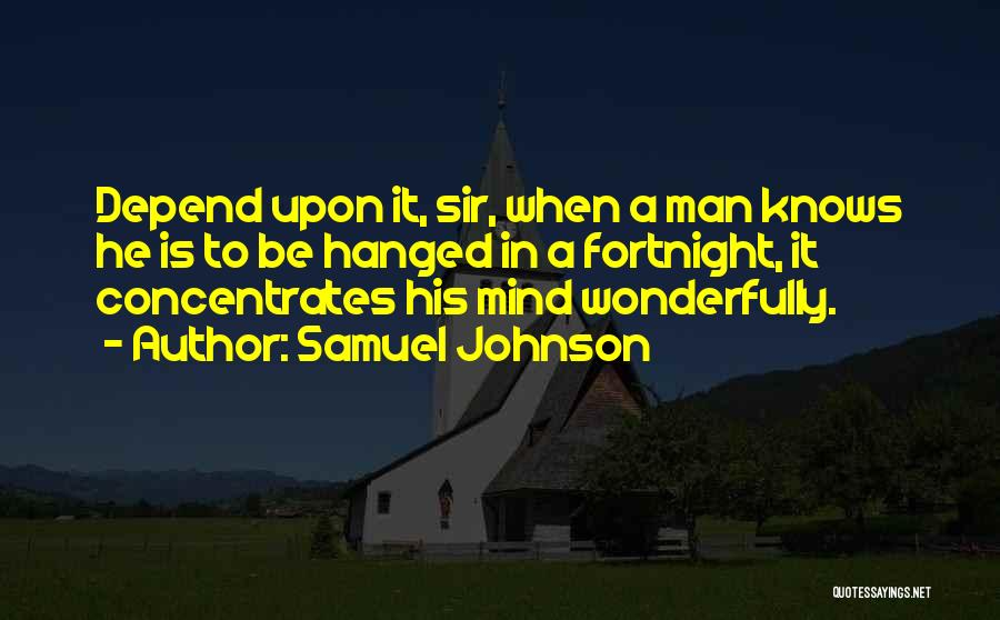 Samuel Johnson Quotes 138650