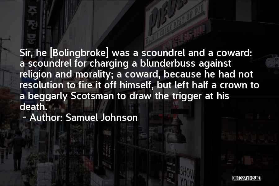 Samuel Johnson Quotes 1882745