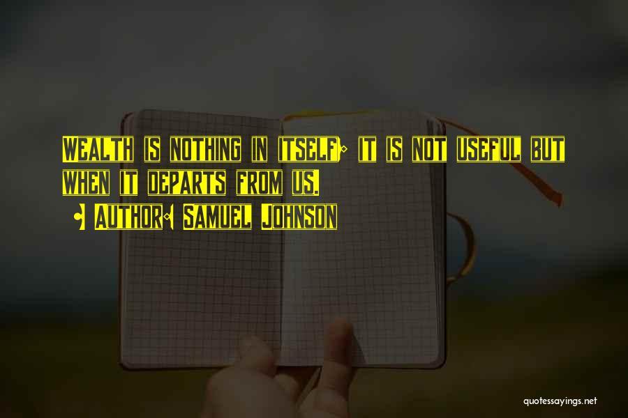 Samuel Johnson Quotes 1998874