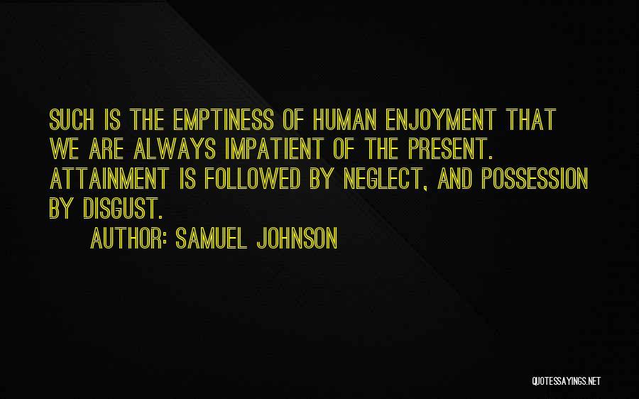 Samuel Johnson Quotes 2073466