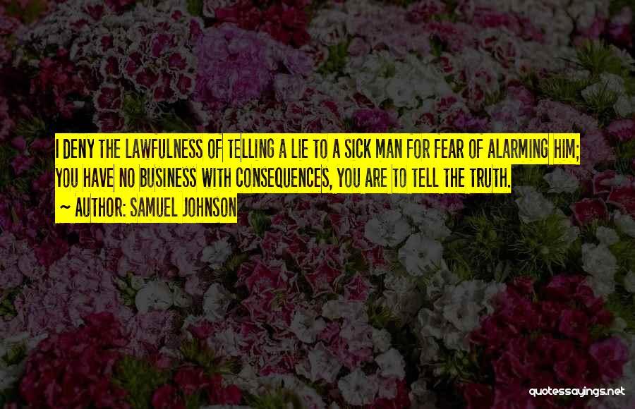 Samuel Johnson Quotes 209136