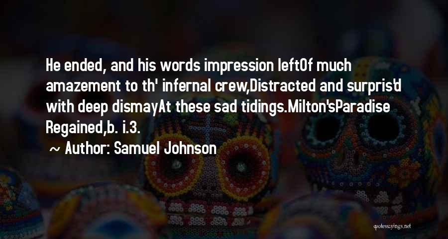 Samuel Johnson Quotes 2222441