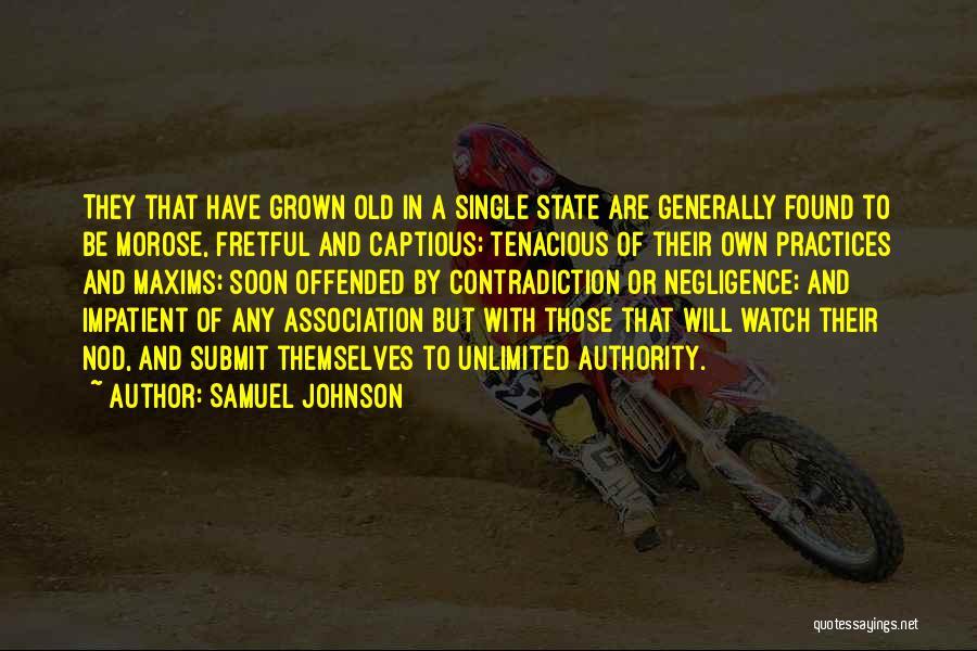 Samuel Johnson Quotes 246634