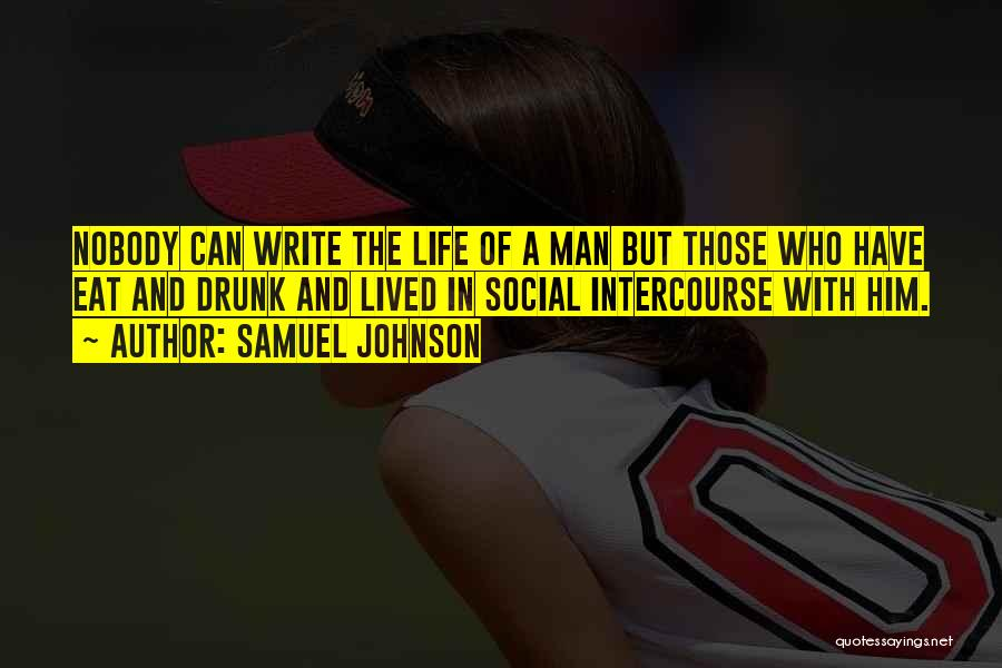 Samuel Johnson Quotes 297376