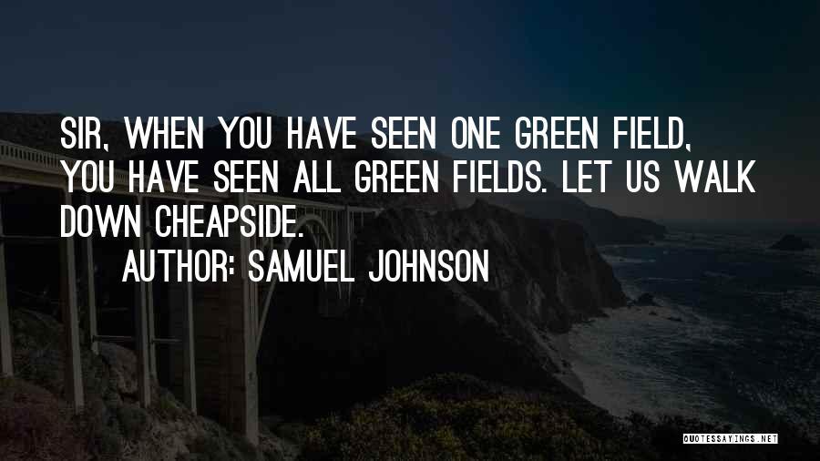 Samuel Johnson Quotes 465919