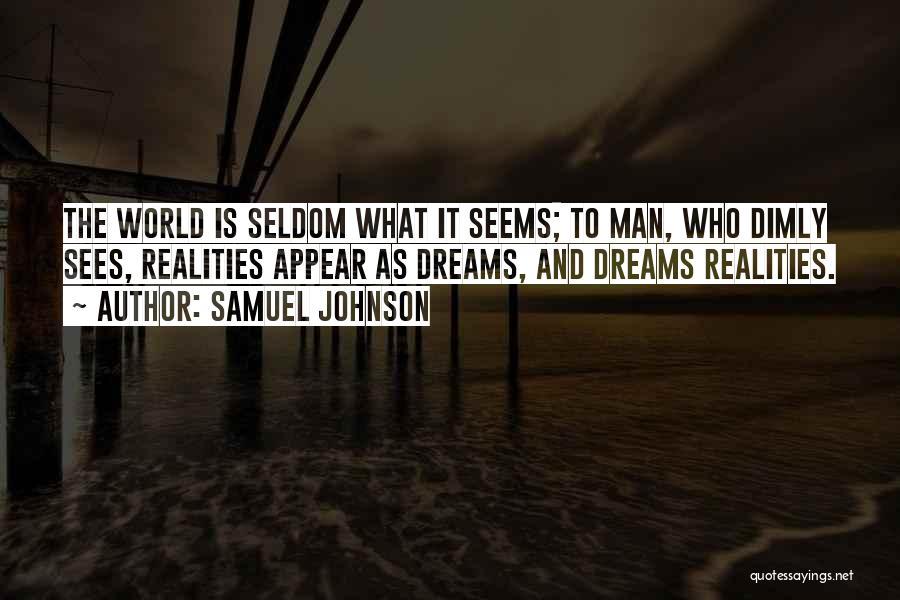 Samuel Johnson Quotes 470697