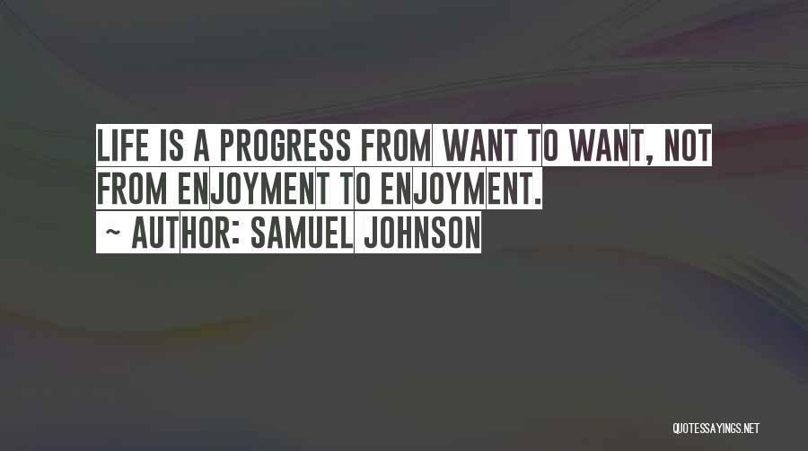 Samuel Johnson Quotes 551289
