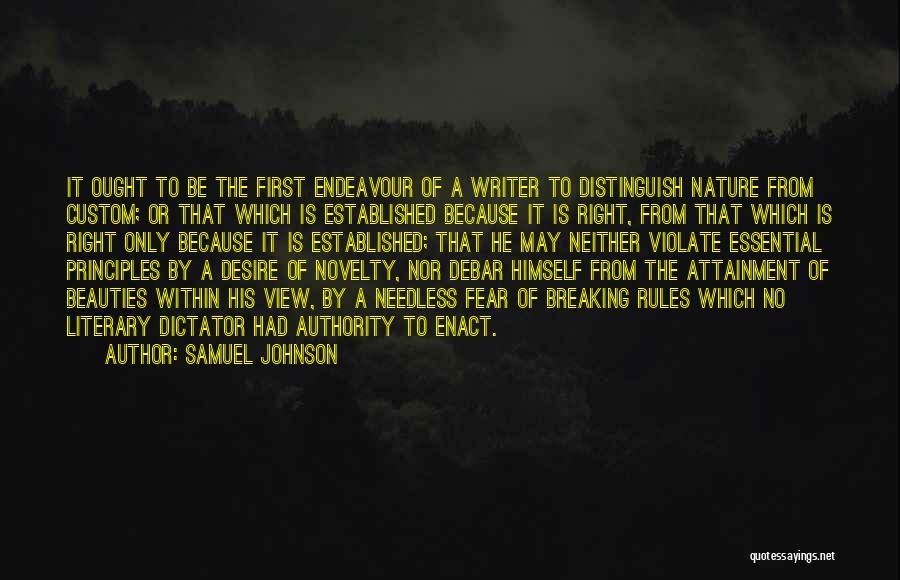 Samuel Johnson Quotes 597168