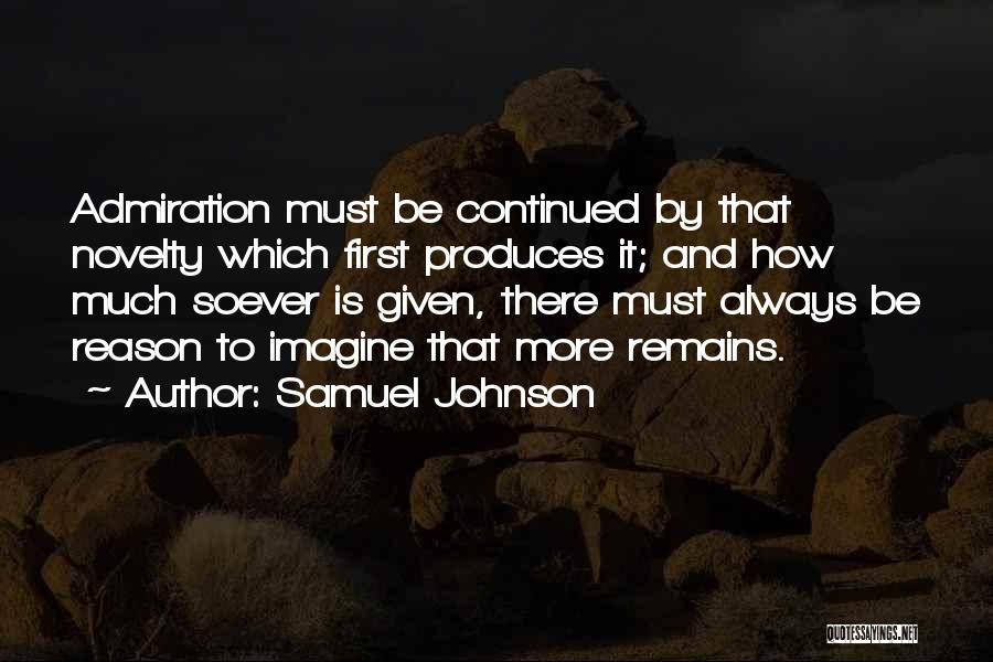 Samuel Johnson Quotes 746509