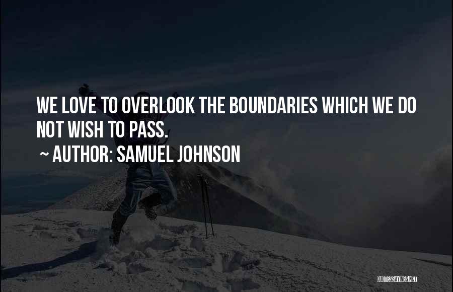 Samuel Johnson Quotes 762473