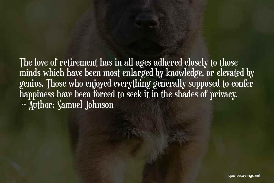 Samuel Johnson Quotes 831005