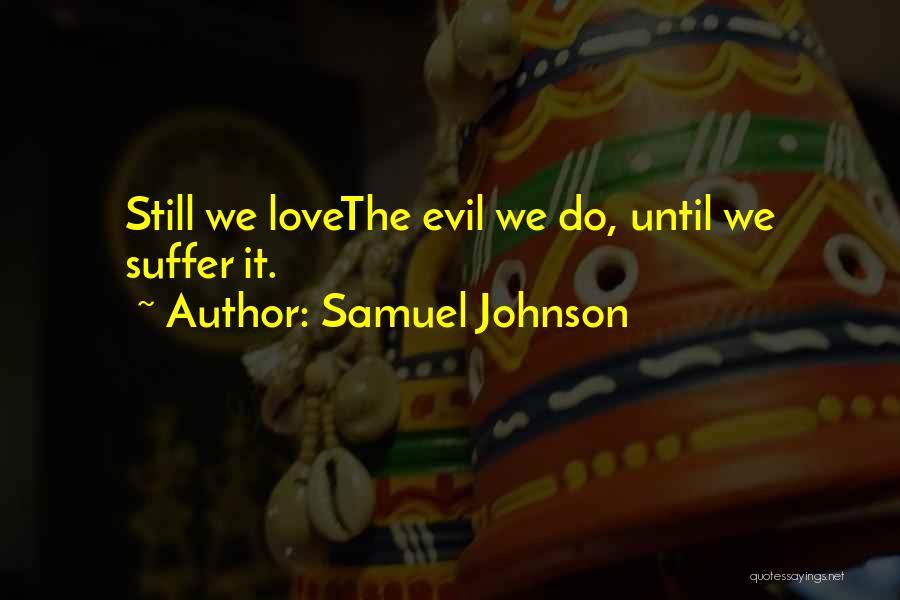 Samuel Johnson Quotes 904466
