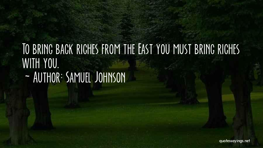 Samuel Johnson Quotes 925445