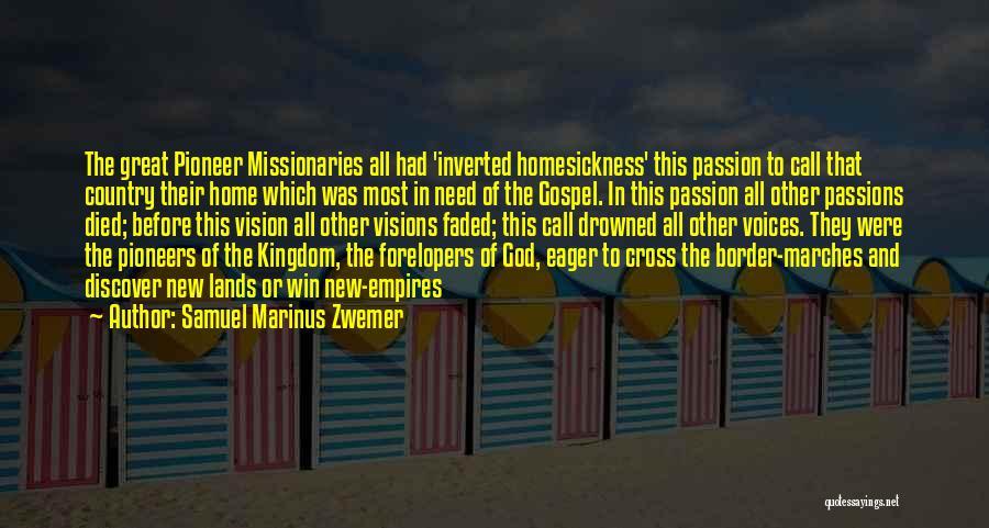 Samuel Marinus Zwemer Quotes 185552