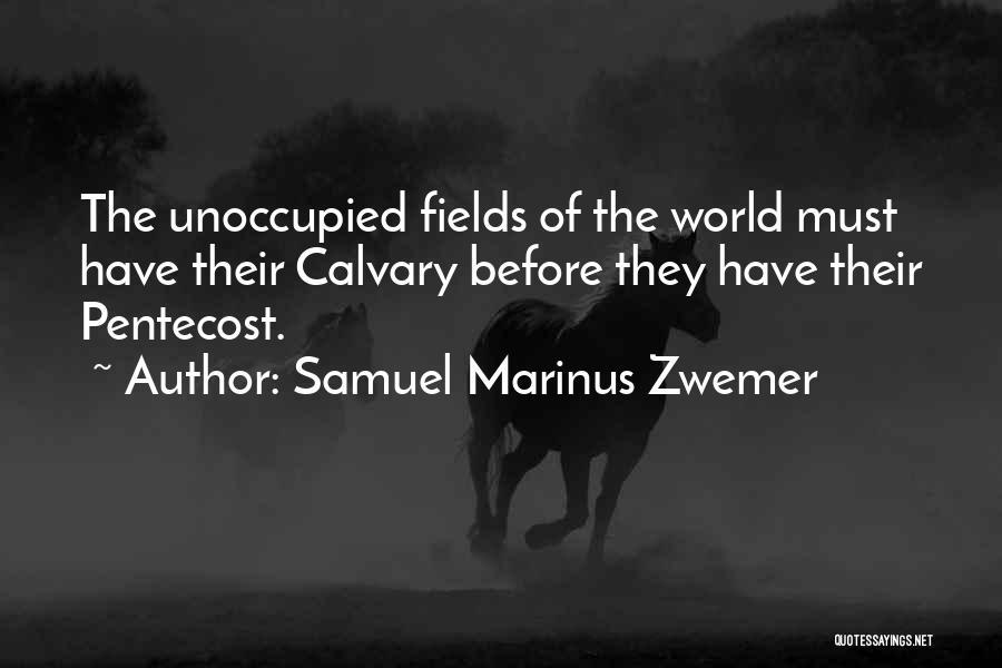 Samuel Marinus Zwemer Quotes 2130859