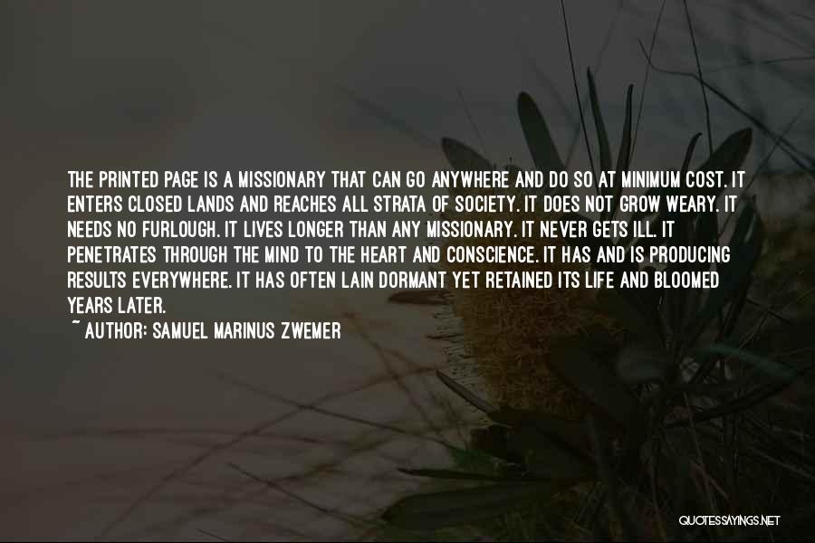 Samuel Marinus Zwemer Quotes 2182769