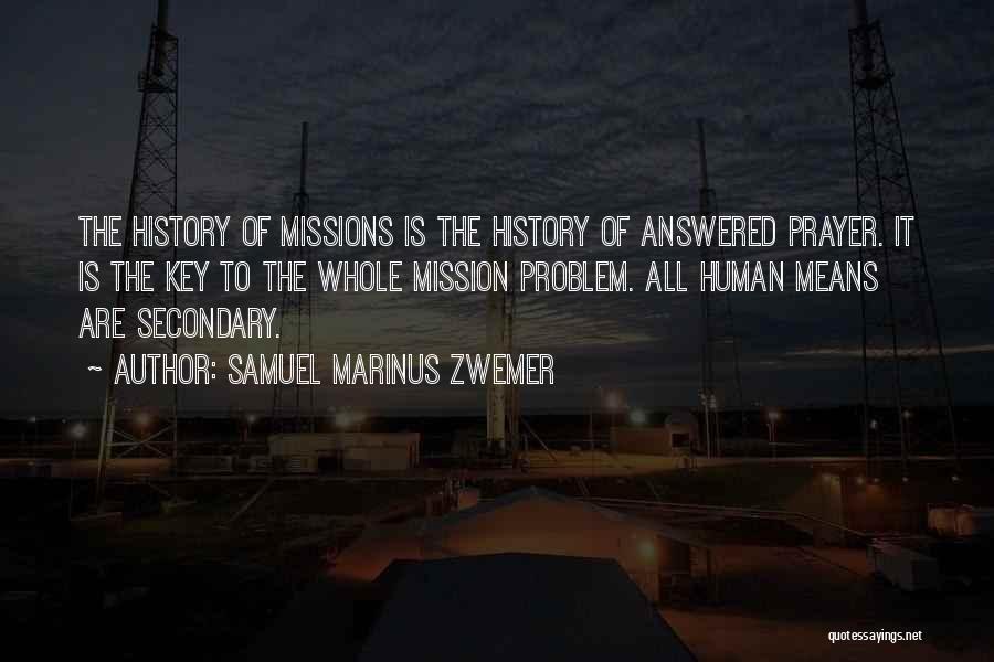 Samuel Marinus Zwemer Quotes 82787