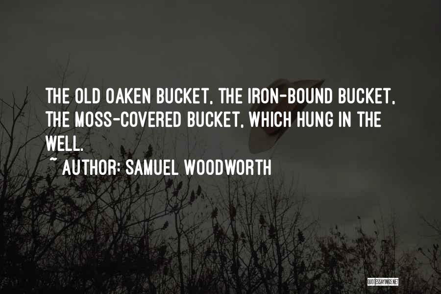 Samuel Woodworth Quotes 457213