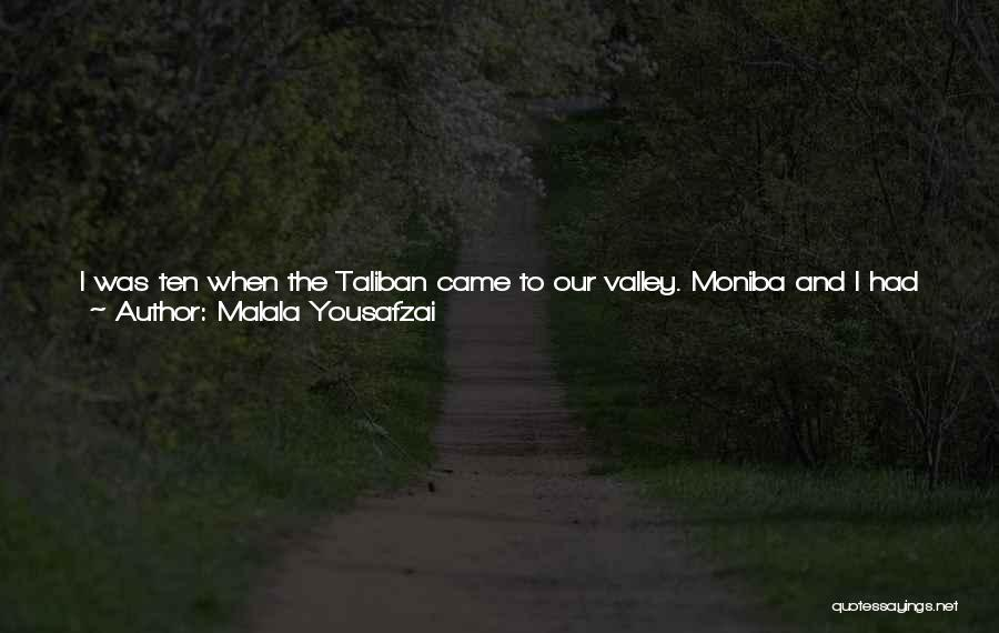 Sandals Quotes By Malala Yousafzai