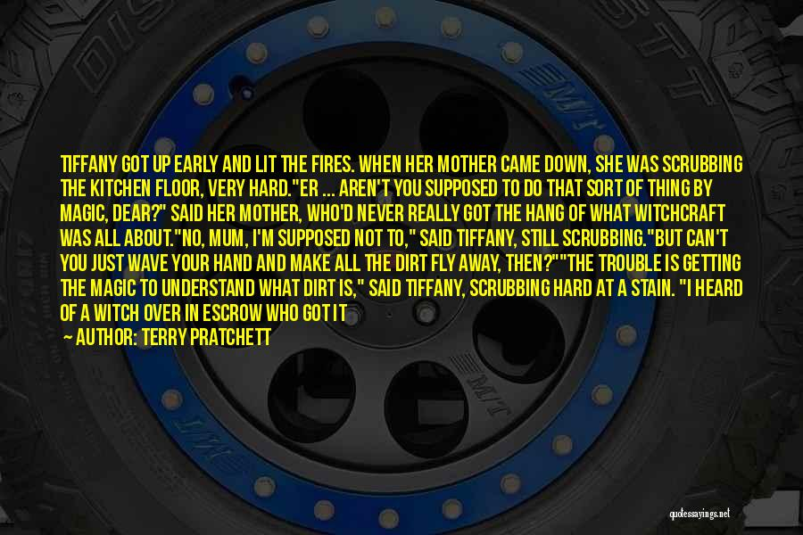 Sandals Quotes By Terry Pratchett