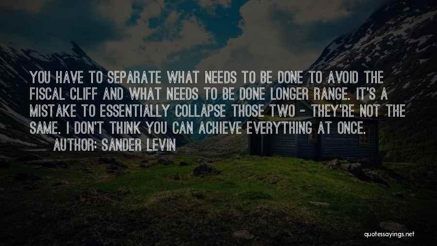 Sander Levin Quotes 1661057