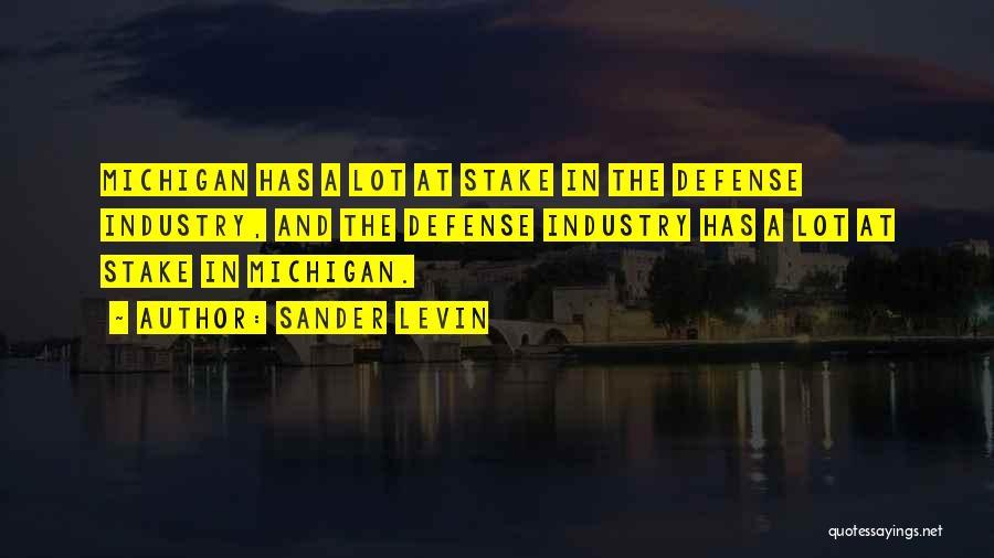 Sander Levin Quotes 239052
