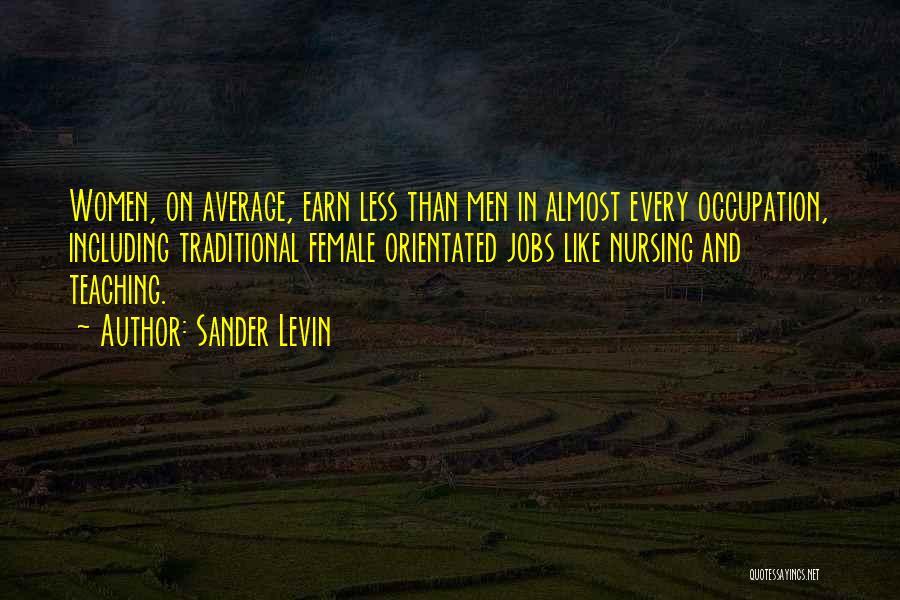 Sander Levin Quotes 413768