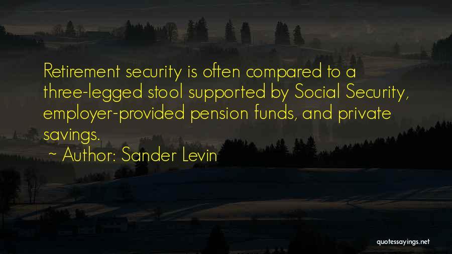 Sander Levin Quotes 551874